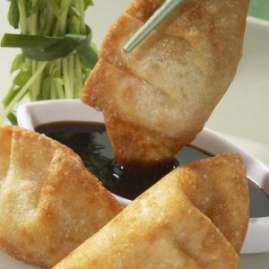 Fox River Dairy Kabobs vegetable pot stickers