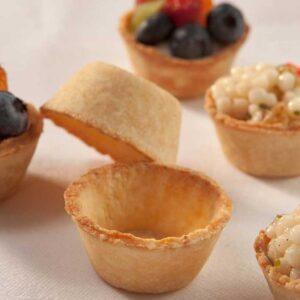Fox River Dairy Kabobs gluten free tart shell