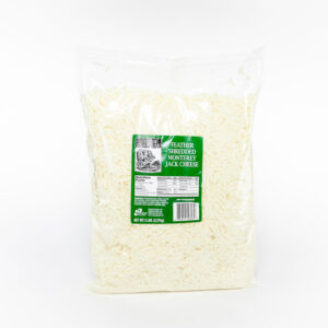 Cheese crafters shredded montery jack