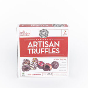 Chocolate chocolate chocolate artisan truffles