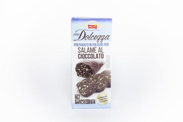 Chocolate salami mix