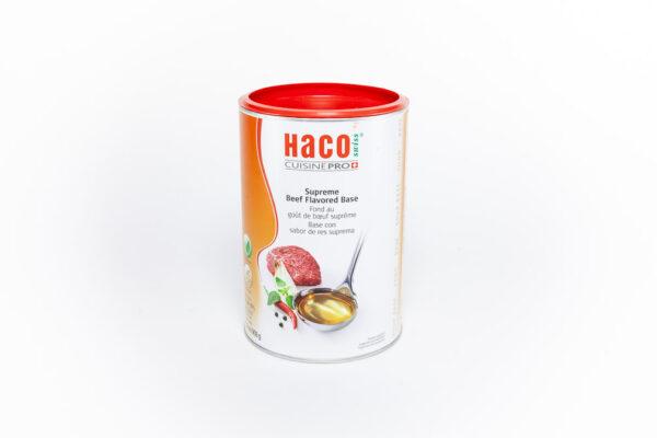 Haco beef base paste no msg