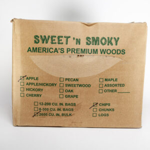 smoking woods