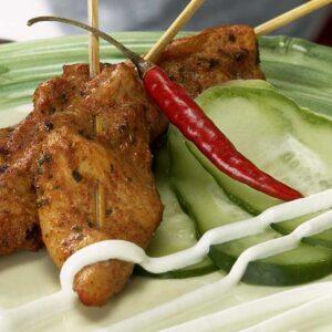 Fox River Dairy Kabobs tandoori chicken satay