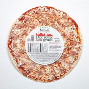 Dogtown Pizza sausage