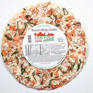 Dogtown Pizza tomato basil garlic