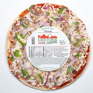 Dogtown Pizza veggie